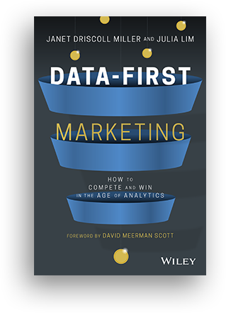 Data-First Marketing Book